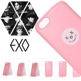SM_EXO Limited PHONE CASE-PINK