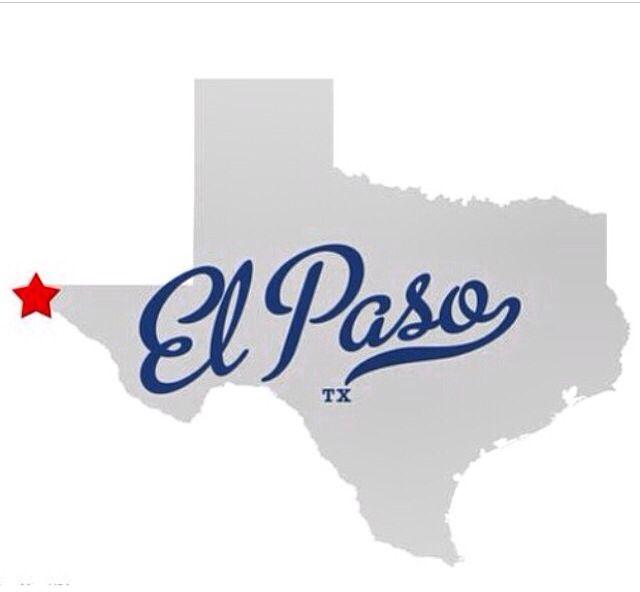 Resultado de imagen para logo de El Paso, texas
