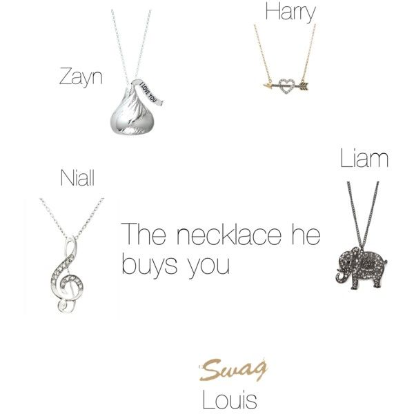 One direction preferences (the necklace he buys you)<<< i truly, madly, deeply want niall's