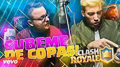 (842) rap de clash royale - YouTube