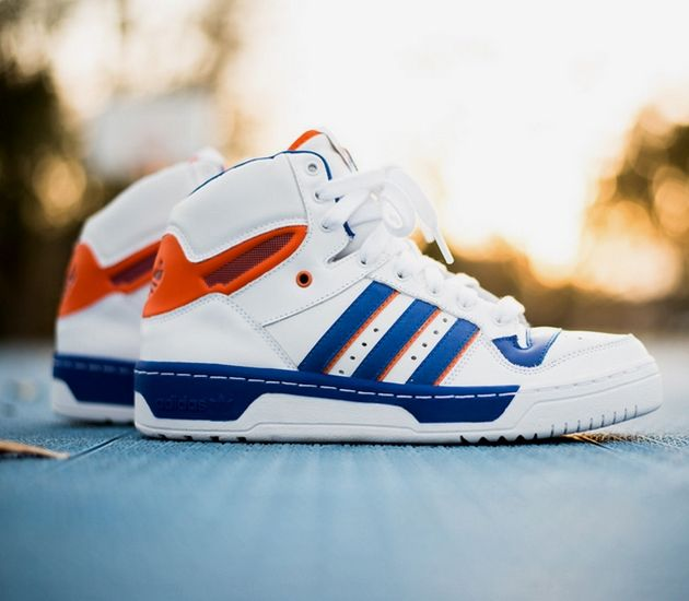 "adidas Attitude High ""New York Knicks"""