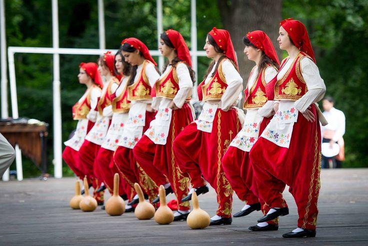 Mezinárodní folklorní festival 2013