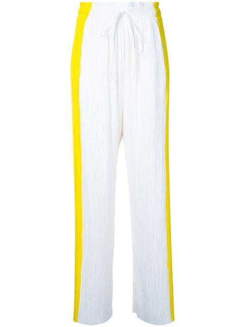 Купить Haider Ackermann плиссированные брюки.