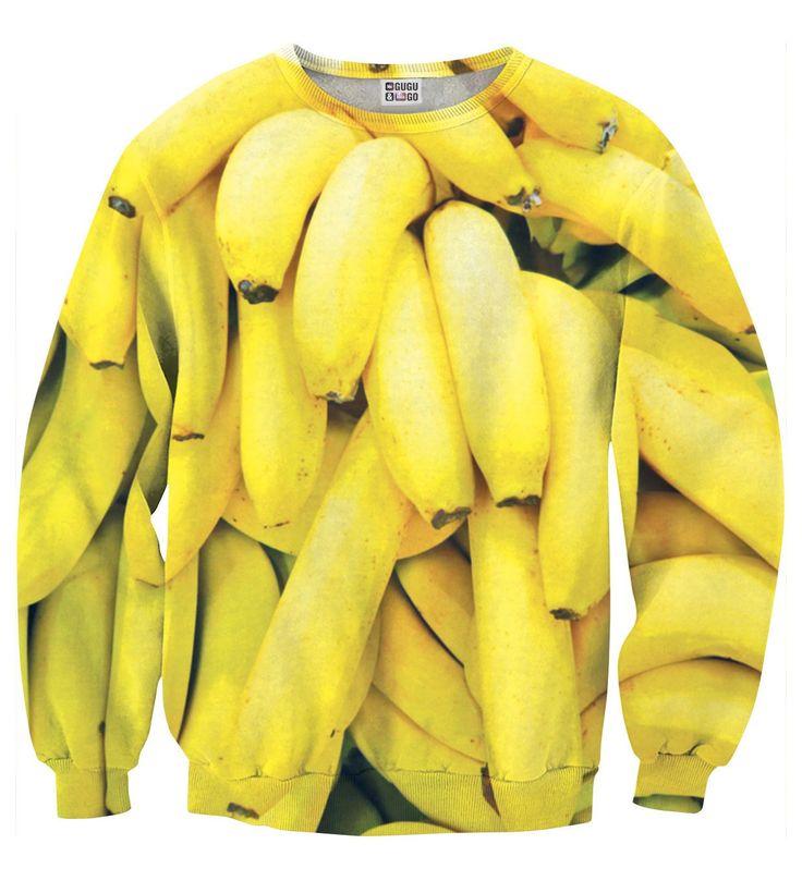 Bananas sweater, Mr. GUGU & Miss GO