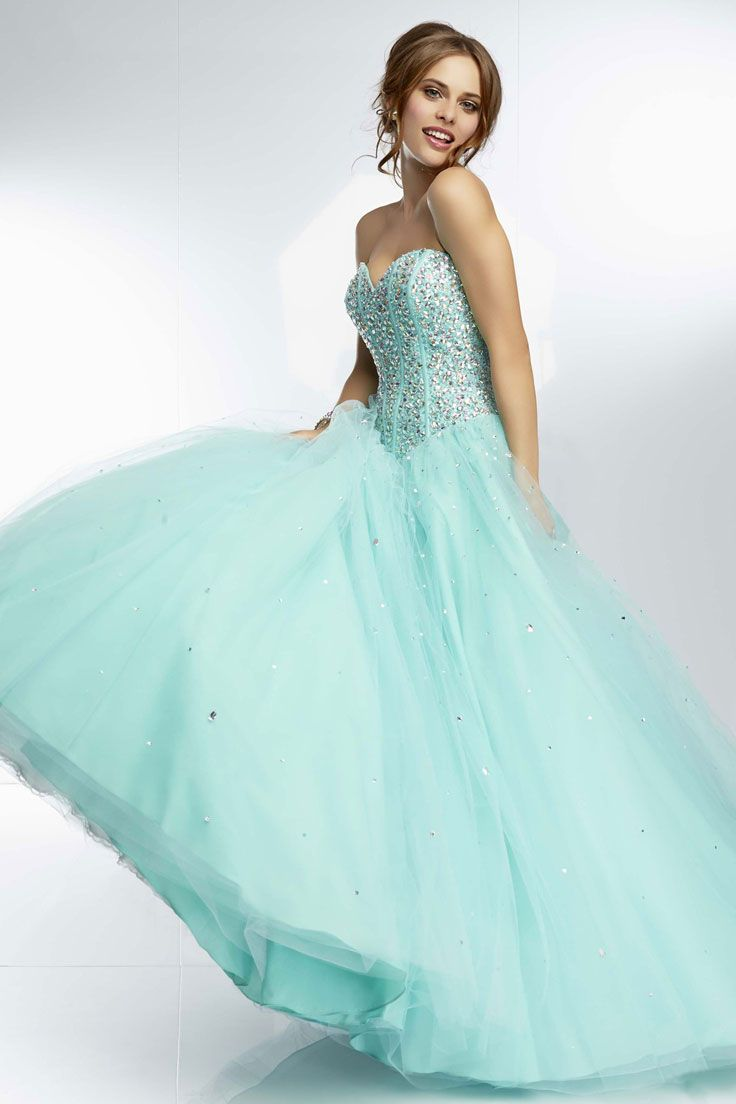 83 best Prom Dresses! images on Pinterest   Grad dresses, Cute ...