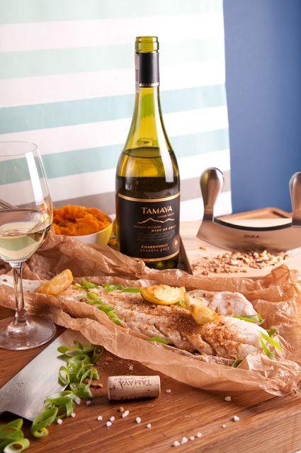 Wino i kuchnia: Pieczony dorsz w sosie maślanym