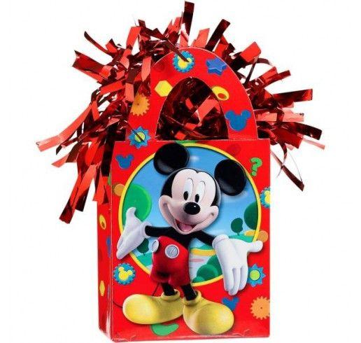 Mickey Mouse - Pesée pour Ballon Sac Cadeau