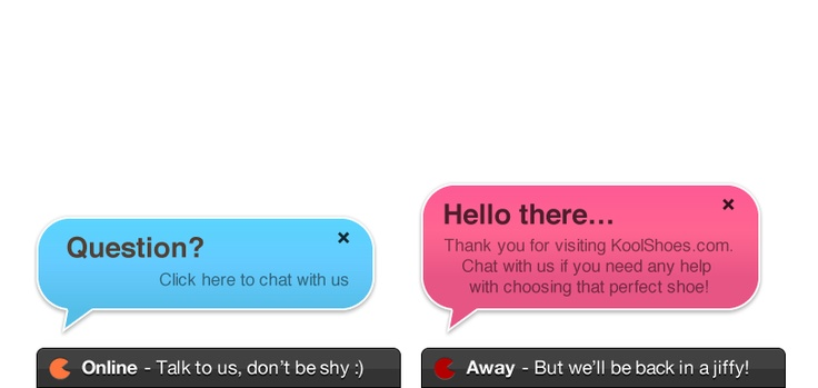 Live chat software to assist website visitors