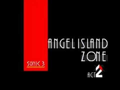 This is the tune for act 2 of the Angel Island zone in Sonic 3.