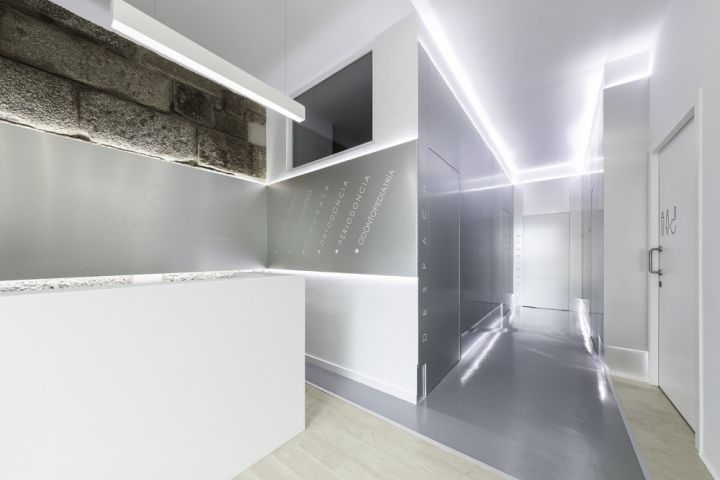 Dental Clinic by NAN Arquitectos, Pontevedra – Spain