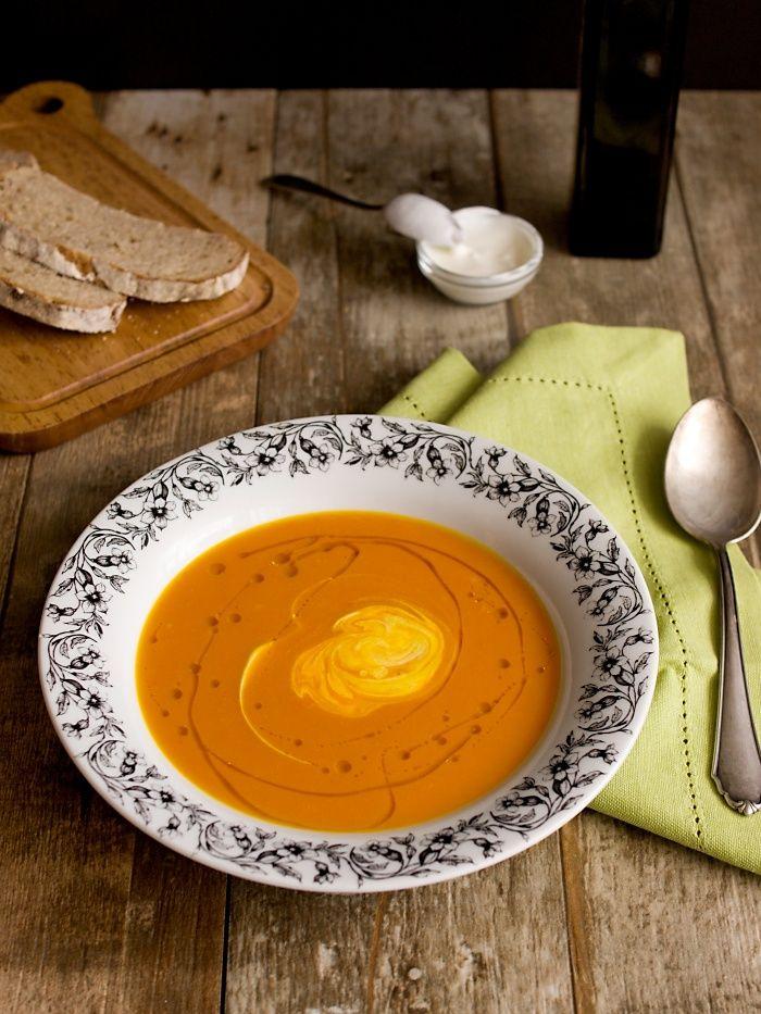 Pradobroty: Dýňová polévka