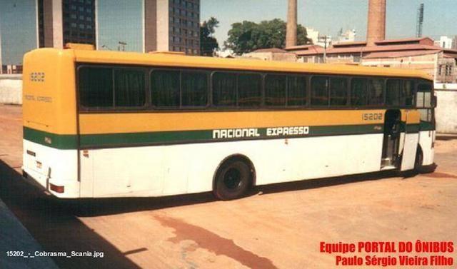 Nacional Expresso-15202 - BARRAZABUS :Onibus do Brasil e do Mundo! - Fotopages.com