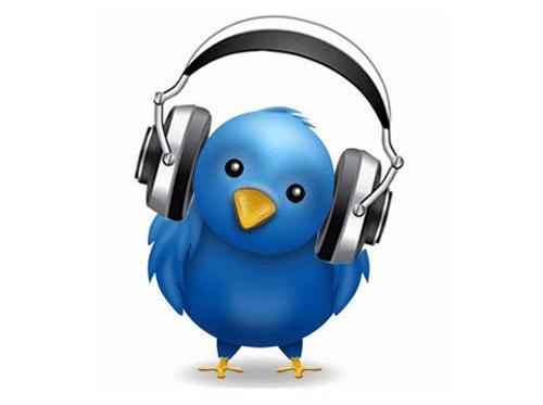 Twiter & music