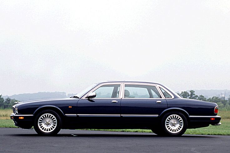 1996 Jaguar XJ6 Vanden Plas LWB