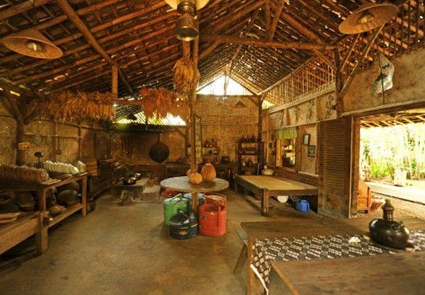 Kitchen Styles, Indonesian Kicthen