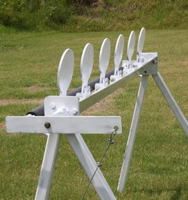 Plate rack & 158 best Targets images on Pinterest | Revolvers Shooting range and ...