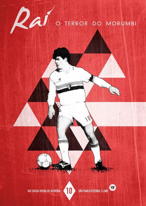São Paulo Futebol Clube   Raí #10