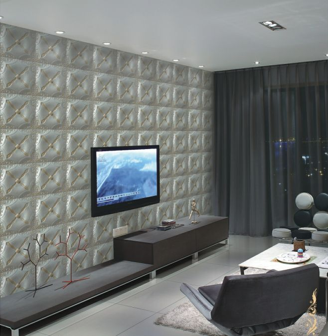 Wall Decoration Tiles Endearing 34 Best 3D Wallpaper & Wall Tiles Images On Pinterest  Room Tiles Decorating Inspiration