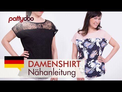 188 best NÄHEN für Frauen | Sewing for Women images on Pinterest ...