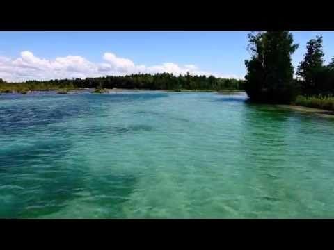 Torch River Michigan