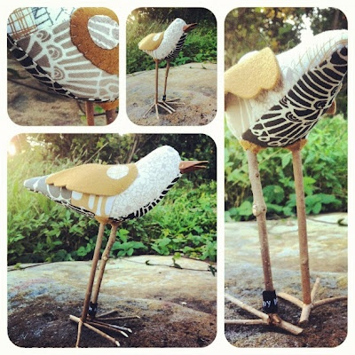 Bird made by madebykilljoy from Umbrella Prints Trimmings.    If you think it should win 'pin' it from the original '2012 Trimmings Competition by Umbrella Prints' board.    http://pinterest.com/umbrellaprints/2012-trimmings-competition-by-umbrella-prints/