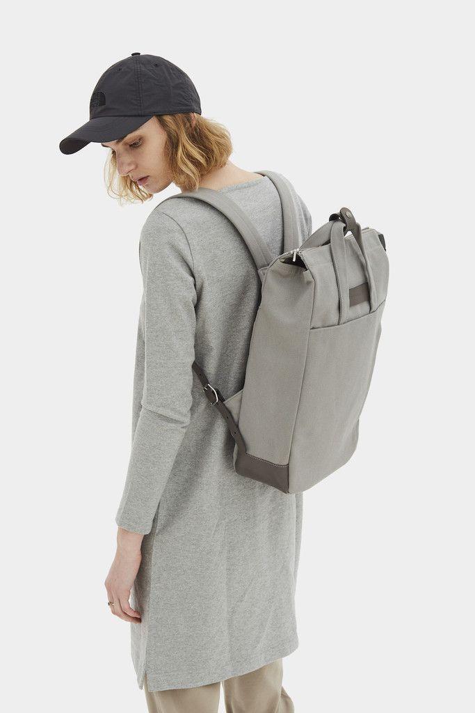 HandleBackpack Grey