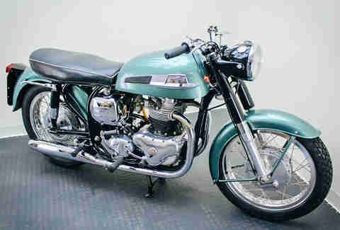 BMW, Norton, Triumph - The Best Vintage Motorcycles For Sale On eBay - Thrillist