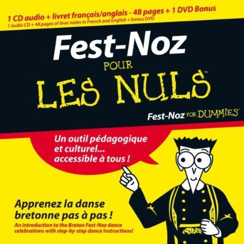 Gavotte Glazik Dremmwel Fest-Noz pour les Nuls Apprenez la danse bretonne pas à pas