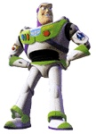 "Everyone needs a special super hero and no one is more special than Buzz Lightyear. ""To Infinity and Beyond..."""