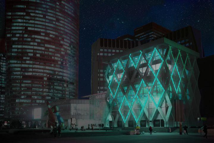 Biologisk belysning af biolumescente (lysende) bakterier kan være fremtidens…