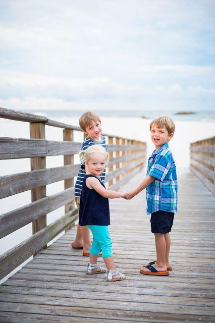 three siblings photo shoot