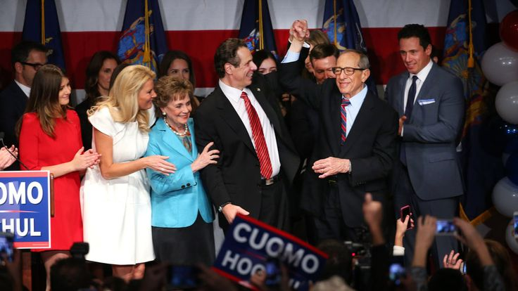 Gov. Andrew M. Cuomo defeated Rob Astorino, the Westchester County executive, whom the governor had repeatedly attacked over his conservative views on social issues like abortion rights.