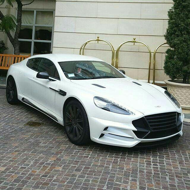 Aston Martin Rapide S · Kit CarsEnglandCoolest ...