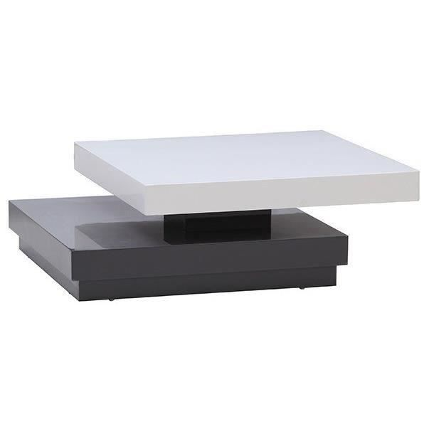 soldes meubles design cdiscount vegas table basse. Black Bedroom Furniture Sets. Home Design Ideas