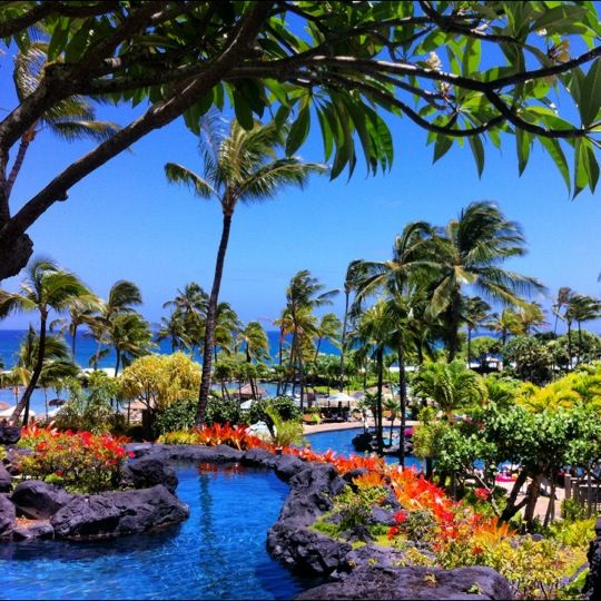 Koloa Kauai Sheraton In Hawaii: 17 Best Ideas About Kauai Resorts On Pinterest