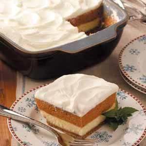 IMAGES PUMPKIN DESSERT RECIPES | Layered Pumpkin Dessert Recipe | Taste of Home