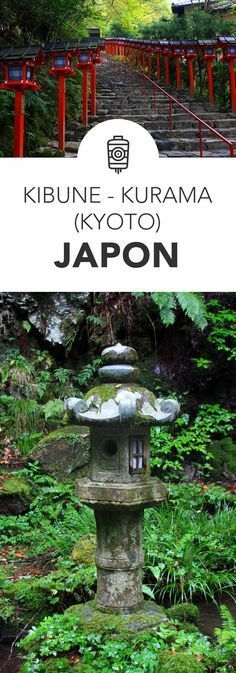 Kibune – Kurama (Kyoto)