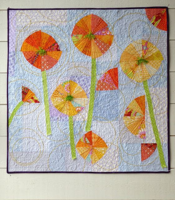 Quiltstudio 22: A finished quilt!