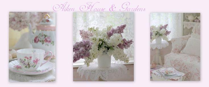 Aiken House & Gardens ~ good idea website