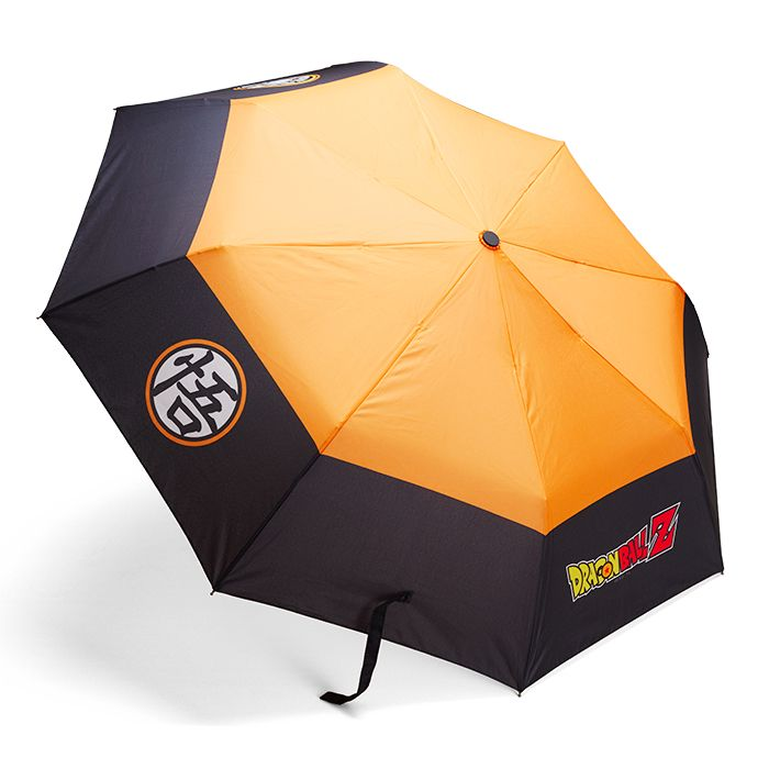 Goku Symbols Umbrella Dragon Ball Z