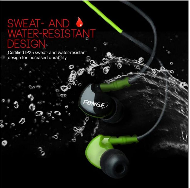 >> Click to Buy << F1 Sports Earphones Running Waterproof Sweatproof IPX5 with mic in-ear earhook Music Headset Mobile Stereo Bass Sports T5 #Affiliate
