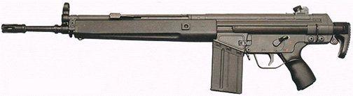 G3A4: G3 Фрг, Фрг Винтовка, Оружие Мира, Guns Guns, Автоматическое Оружие, Стрелковое Оружие, Оружие Построенное, Взаимодействии Пары, Затором