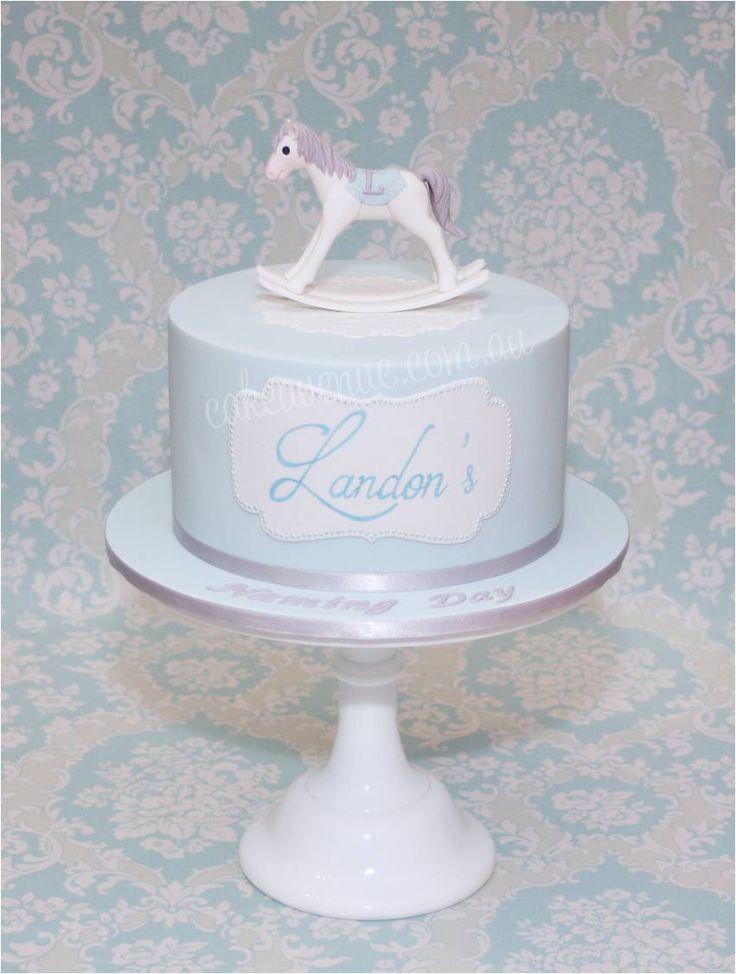 Rocking Horse Cake Design : 1000+ ideas about Rocking Horse Cake on Pinterest ...