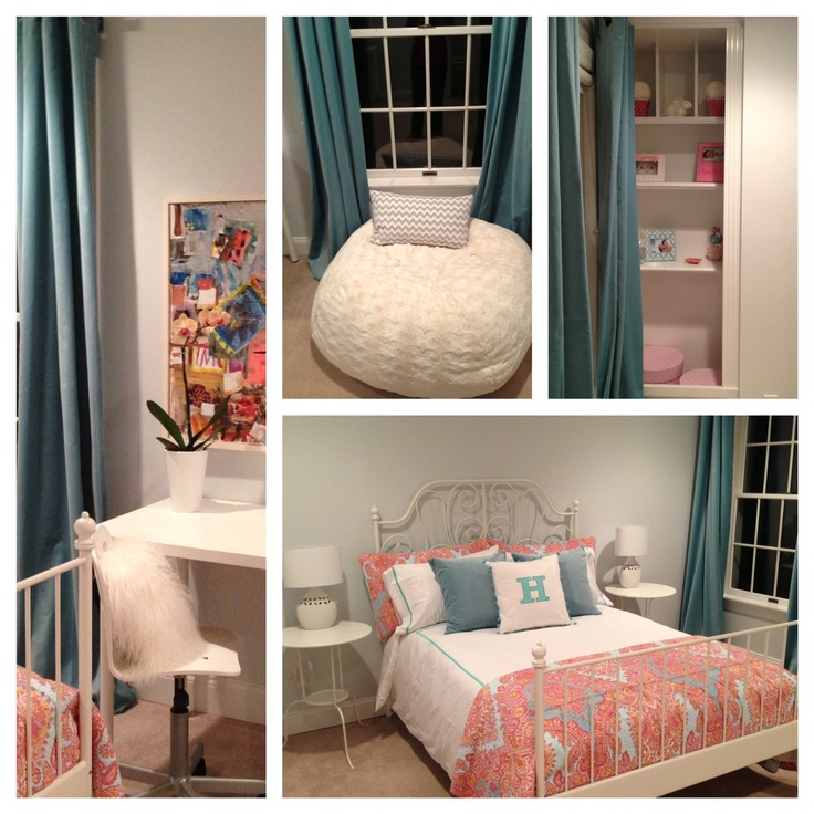 Little Girl's bedroom photos