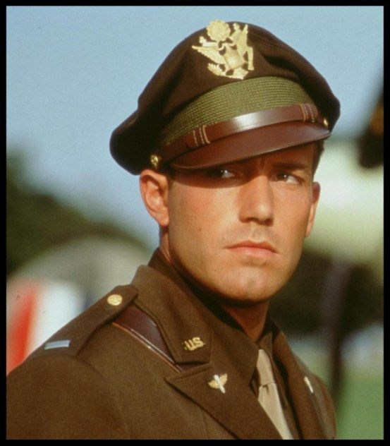 Ben Affleck in the Pearl Harbor movie. Omg he's so cute!!
