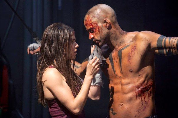 The 100 - Lincoln and Octavia