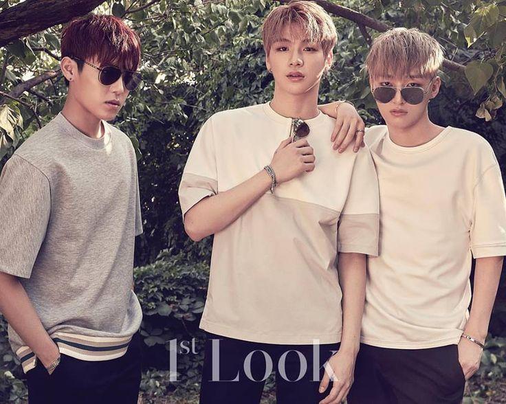 Wanna One 1st Look