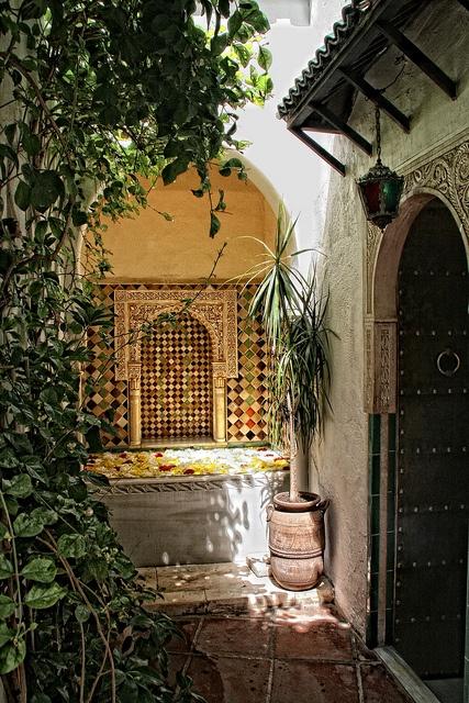 Alberca, casa Andalusi ( Cordoba ). http://www.costatropicalevents.com/en/costa-tropical-events/andalusia/cities/cordoba.html