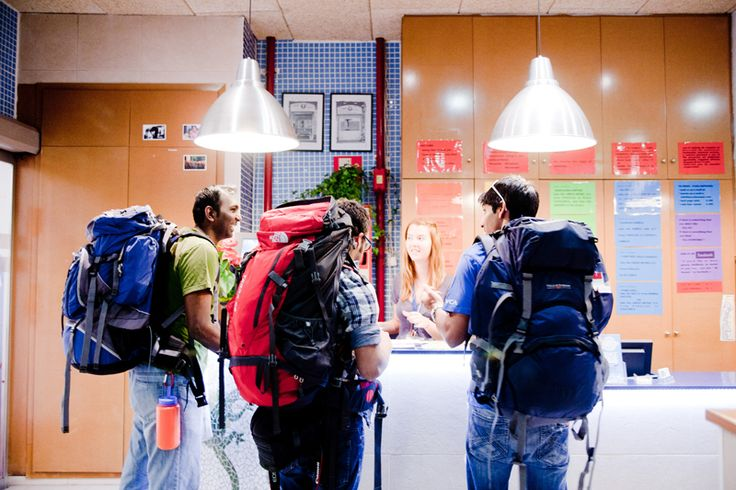 Be Hostels, the place for Backpackers