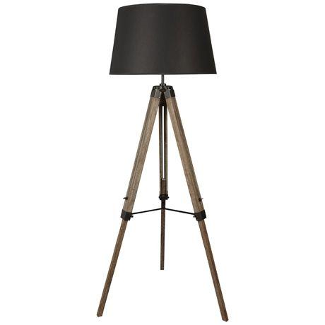 Robust Tripod Floor Lamp 147cm | Freedom Furniture and Homewares $219